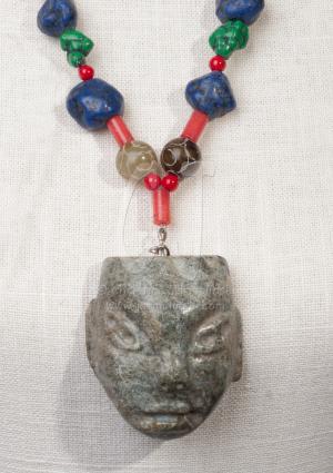 "The Mask ""ART JEWELRY"" by Christina Jarmolinski"
