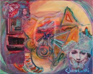 Angels in Heaven by Christina Jarmolinski