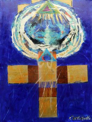 Heavenly Spirit by Christina Jarmolinski