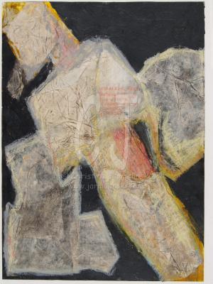 The Cross as Plow by Christina Jarmolinski