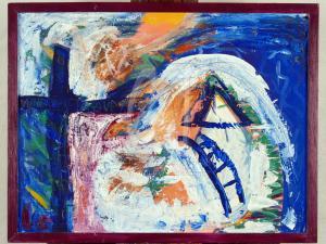 Where is Heaven I by Christina Jarmolinski