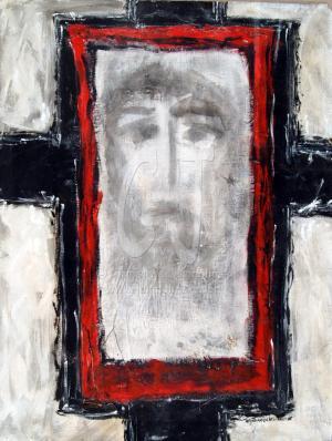 The Shroud I by Christina Jarmolinski