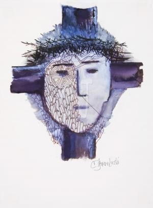 Searching Jesus by Christina Jarmolinski