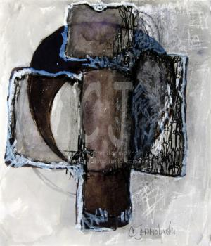 The Cross by Christina Jarmolinski
