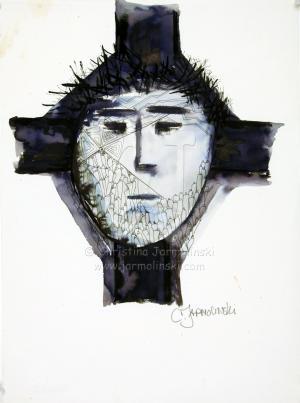 Our Savior by Christina Jarmolinski