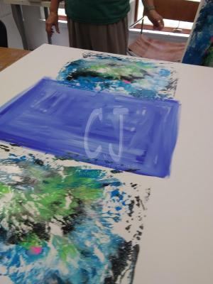 Intuitive painting CJ