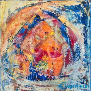 Enigma II by Christina Jarmolinski