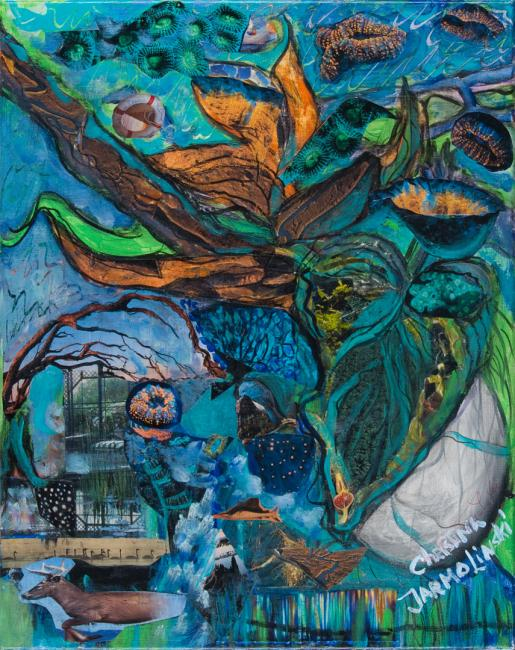 Dream of Fantasy Flower by Christina Jarmolinski