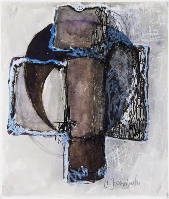 The Cross an the Believers by Christina Jarmolinski