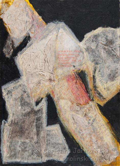 """Plows instead of Swords"" by Christina Jarmolinski"