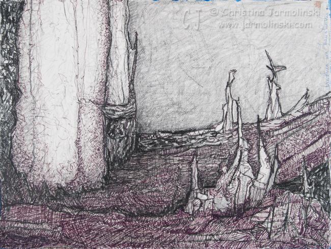 The Forest by Christina Jarmolinski