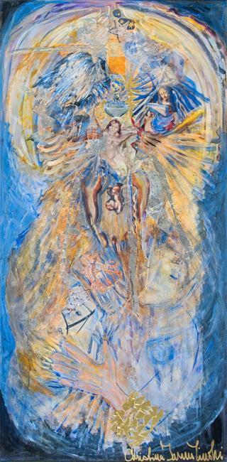 Gloria by Christina Jarmolinski