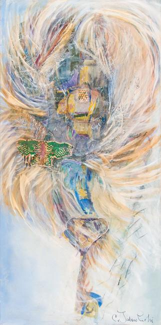The Spirit of the Dream Catcher by Christina Jarmolinski