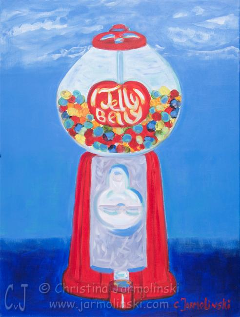 Jelly Belly by Christina Jarmolinski