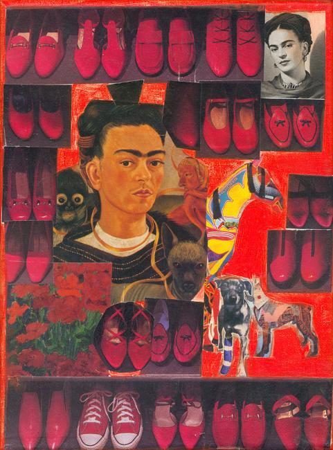 Frida's Shoes by Christina Jarmolinski