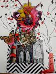 Joy-collage by Christina Jarmolinski