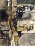The Cross III by Christina Jarmolinski
