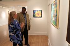 Art Talk with Eric Key and Christina Jarmolinski