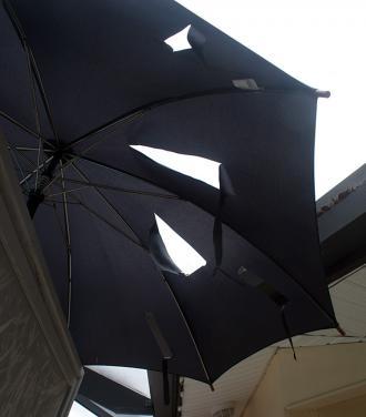 Rain-Installation-back by Christina Jarmolinski