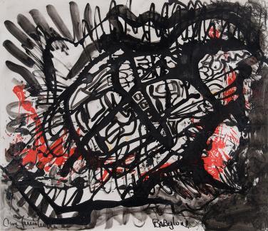 Babylon I by Christina Jarmolinski