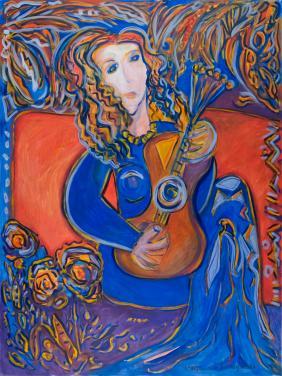 Evening Serenade by Christina Jarmolinski