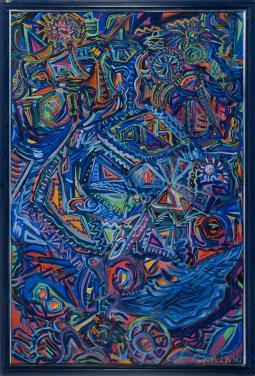 Fantasy of Unity by Christina Jarmolinski
