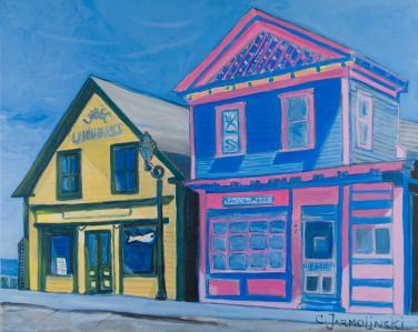 Lubec-Maine by Christina Jarmolinski