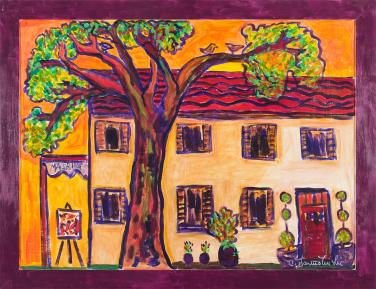 The Malerhof by Christina Jarmolinski