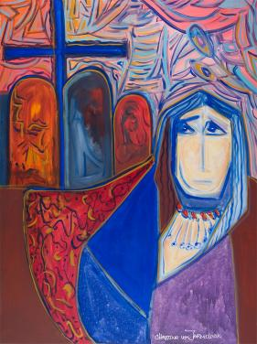 Maria Magdelena by Christina Jarmolinski