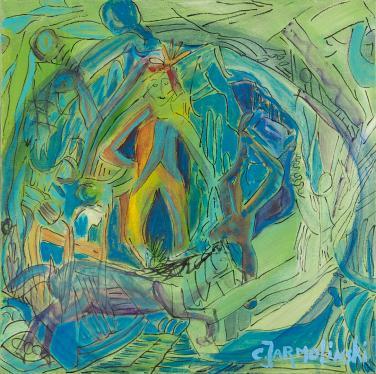Green Universe by Christina Jarmolinski