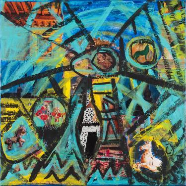 Windmill by Christina Jarmolinski