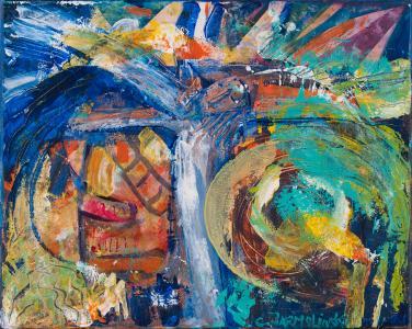 Doorwayto Heaven II by Christina Jarmolinski