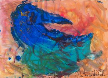 Flying Angels by Christina Jarmolinski