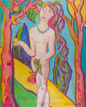 Eve by Christina Jarmolinski