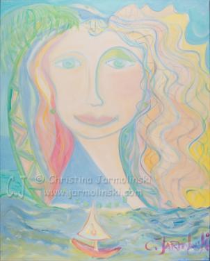Ondine by Christina Jarmolinski