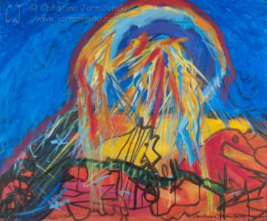 Genesis by Christina Jarmolinski