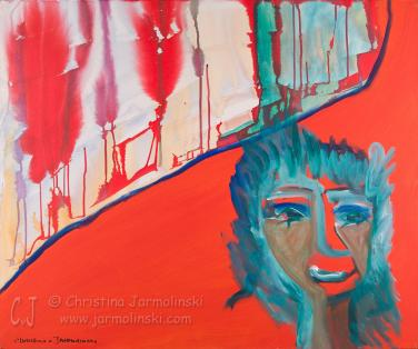The Dream Past Days Calling by Chrsitina Jarmolinski