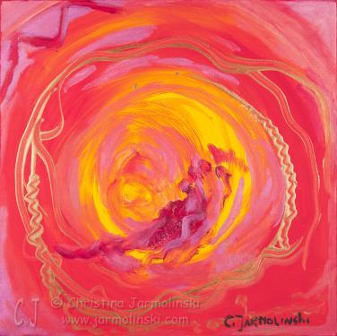 Cosmic Dreams by Christina Jarmolinski
