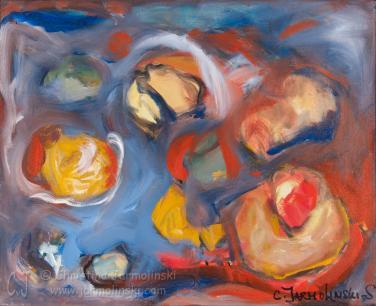 Fruits by Christina Jarmolinski