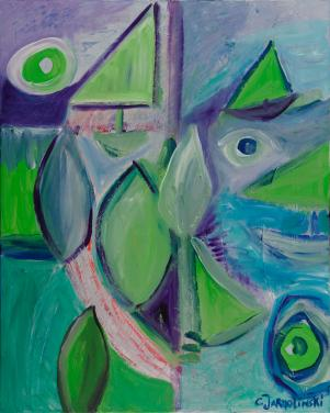 Summer Sailing by Christina Jarmolinski