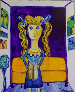 Feeling Alone by Christina Jarmolinski
