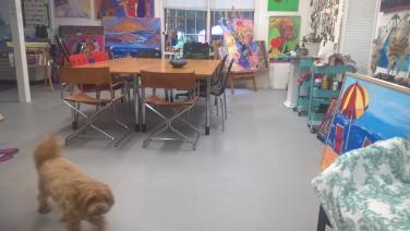 Christina's Art Studio