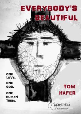 Everybody's Beautiful Book Cover by Christina Jarmolinski
