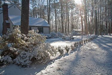 2014- a White Christmas photo Rob de Koter
