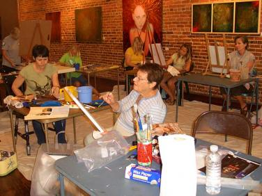 Classes at Arts for Act in Fort Myers, FL.