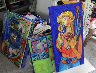 Art Studio Reno - Christina Jarmolinski